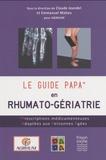 Claude Jeandel et Emmanuel Maheu - Le guide PAPA en rhumato-gériatrie.