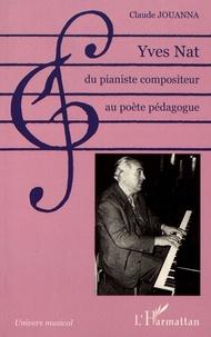 Deedr.fr Yves Nat, du pianiste compositeur au poète pédagogue Image