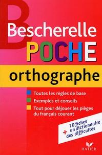 Claude Kannas - Bescherelle poche orthographe.