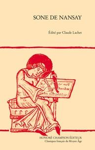 Claude Lachet - Sone de Nansay.