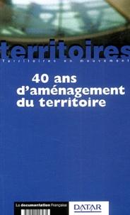 Claude Lacour - 40 ans d'aménagement du territoire.