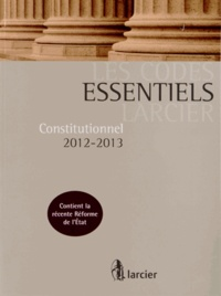 Claude Lamberts et Jean-Jacques Willems - Constitutionnel.