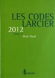 Claude Lamberts et Jean-Jacques Willems - Les Codes Larcier - Tome 5, Droit fiscal.