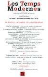 Claude Lanzmann - Les Temps Modernes N° 661, Novembre-Déc : De Gaulle, la France et la littérature.