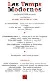 Claude Lanzmann - Les Temps Modernes N° 665, août-octobre : .