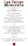 Claude Lanzmann - Les Temps Modernes N° 667, janvier-mars : Ecrire l'histoire.