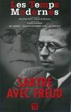 Claude Lanzmann - Les Temps Modernes N° 674-675, juillet- : Sartre avec Freud.