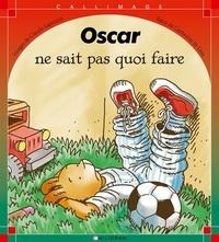Claude Lapointe et Catherine de Lasa - Oscar ne sait pas quoi faire.
