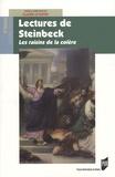 Claude Le Fustec - Lectures de Steinbeck - Les raisins de la colère.