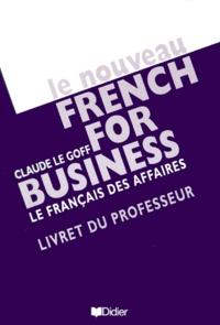 Claude Le Goff - .