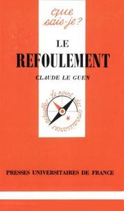 Claude Le Guen - Le refoulement.