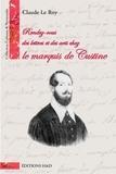 Claude Le Roy - Rendez-vous des lettres et des arts chez le marquis de Custine.