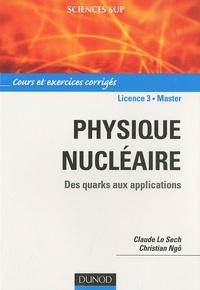Histoiresdenlire.be Physique nucléaire - Des quarks aux applications Image