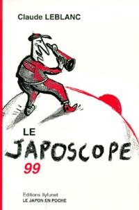 Claude Leblanc - Le japoscope 1999.