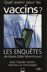 Claude Leclerc et Marie-Odile Monchicourt - .