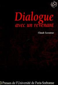 Claude Lecouteux - Dialogues avec un revenant - XVème siècle.