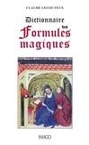 Claude Lecouteux - Dictionnaire des formules magiques.