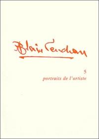 Claude Leroy et  Collectif - Blaise Cendras 5 - Portraits de l'artiste.