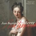 Claude Lesné et Françoise Waro - Jean-Baptiste Santerre (1651-1717).