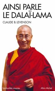 Deedr.fr Ainsi parle le Dalaï-Lama Image