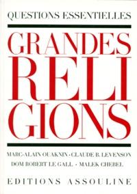 Claude Levenson et Dom-Robert Le Gall - .