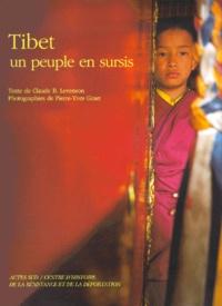 Claude Levenson et Pierre-Yves Ginet - Tibet, un peuple en sursis.