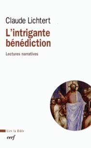 Galabria.be L'intrigante bénédiction - Lectures narratives Image