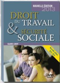 Accentsonline.fr Droit du travail & sécurité sociale - Le droit social 300 questions-réponses Image