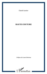 Claude Luezior - Haute couture.
