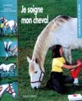 Claude Lux - Je soigne mon cheval.