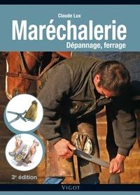 Claude Lux - Maréchalerie - Dépannage, ferrage.