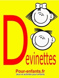 Claude Marc - Devinettes pour enfants - 40 devinettes pour enfants.