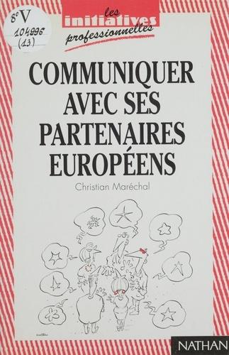 Communiquer avec ses partenaires européens