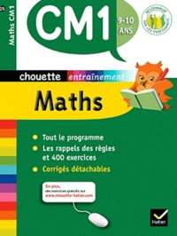 Claude Maréchal - Maths CM1 9-10 ans.
