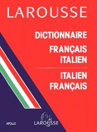 Claude Margueron - Dictionnaire français-italien et italien-français.