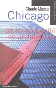 Histoiresdenlire.be Chicago. De la modernité en architecture, 1950-1985 Image