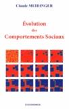Claude Meidinger - Evolution des comportements sociaux.