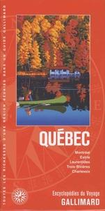 Claude Meinau et Serge Courville - Québec.