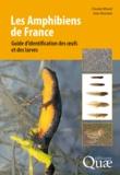 Claude Miaud et Jean Muratet - Les amphibiens de France - Guide d'identification des oeufs et des larves.