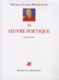Claude Michel Cluny - Oeuvre poétique - Tome 2.