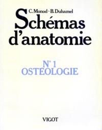 Galabria.be SCHEMAS D'ANATOMIE. Tome 1, Ostéologie Image
