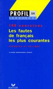Claude Morhange-Bégué - .