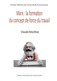 Marx : la formation du concept de force de travail - Léconomie politique et sa critique.pdf