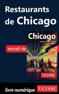 Téléchargement de livres audio sur ipod à partir d'itunes Restaurants de Chicago
