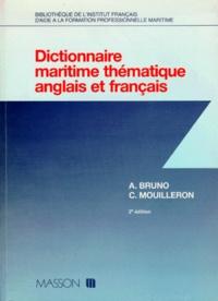 DICTIONNAIRE MARITIME THEMATIQUE : MARITIME DICTIONARY. Edition bilingue.pdf