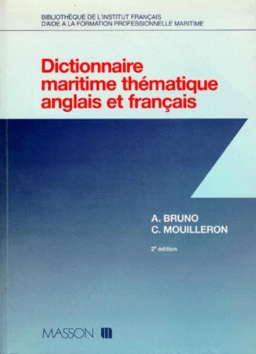 Claude Mouilleron-Bécar et André Bruno - .