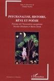 Claude Nachin - Psychanalyse, histoire, rêve et poésie.