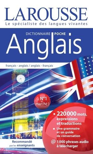 Claude Nimmo - Dictionnaire Larousse poche Anglais - Français-anglais / anglais-français.