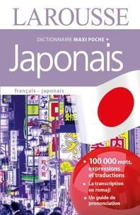 Claude Nimmo - Dictionnaire Maxi Poche Plus japonais.