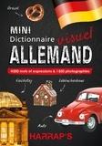 Claude Nimmo - Mini dictionnaire visuel allemand - 4000 mots et expressions & 1850 photographies.